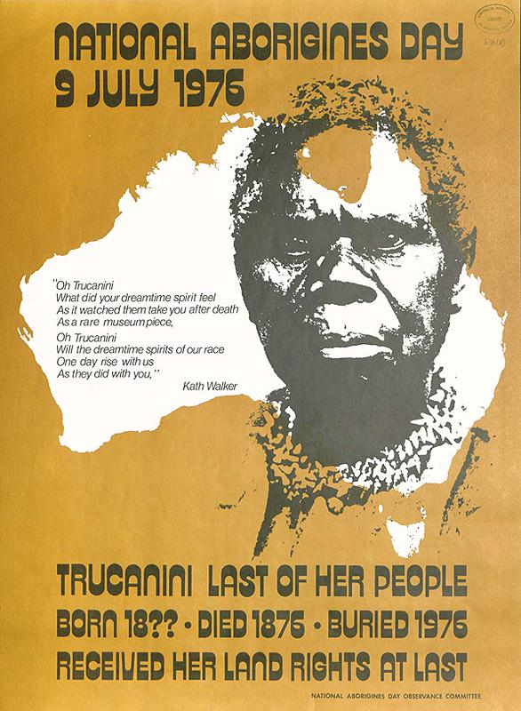 NAIDOC 1976 Poster