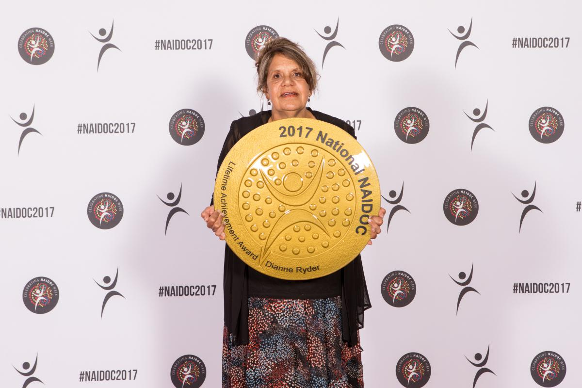 2017 Person of the Year Winner Dianne Ryder