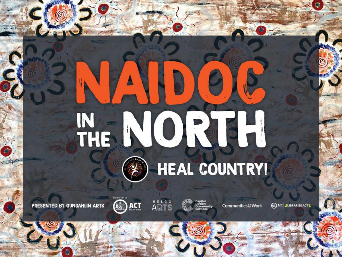 Ngunna Dhaara (Ngunnawal People's Country) {detail] by Richie Allan