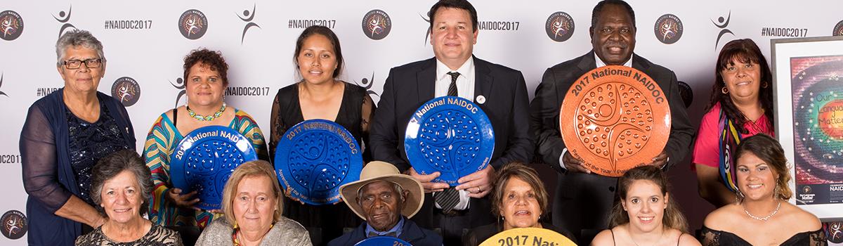 2017 National NAIDOC Award Winners