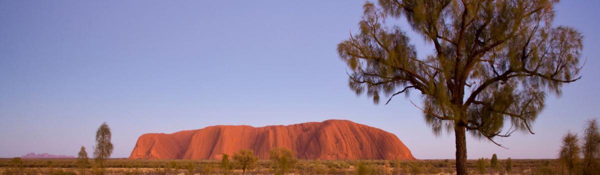 Uluru - credit Grenville Turner