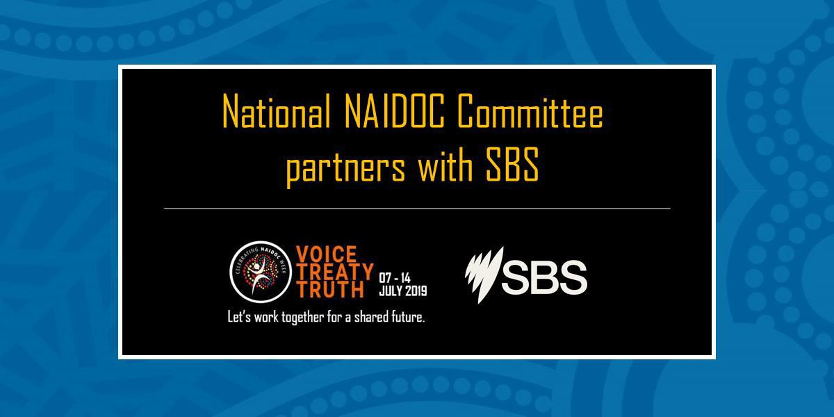 National NAIDOC Committee partners with SBS