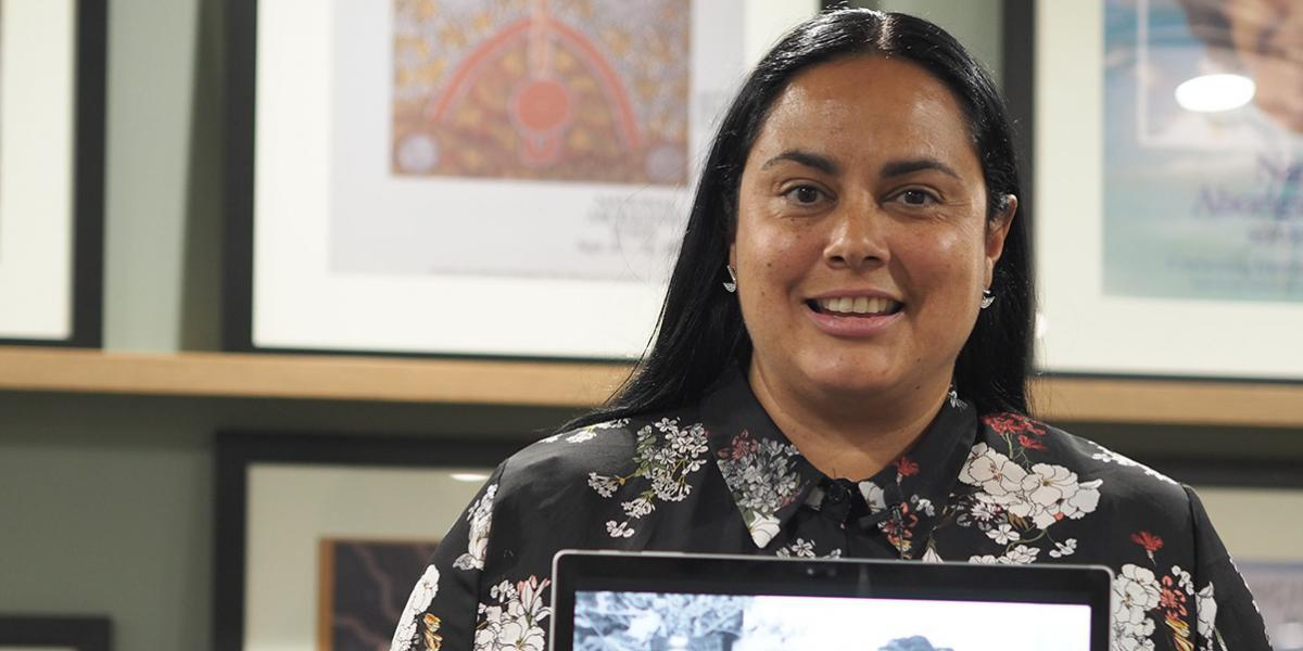 Ngarra Murray NAIDOC Committee Co-Chair