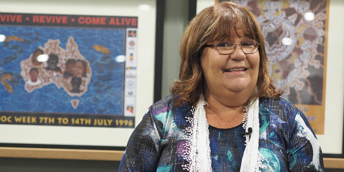 Patricia Conlon, NAIDOC Committee