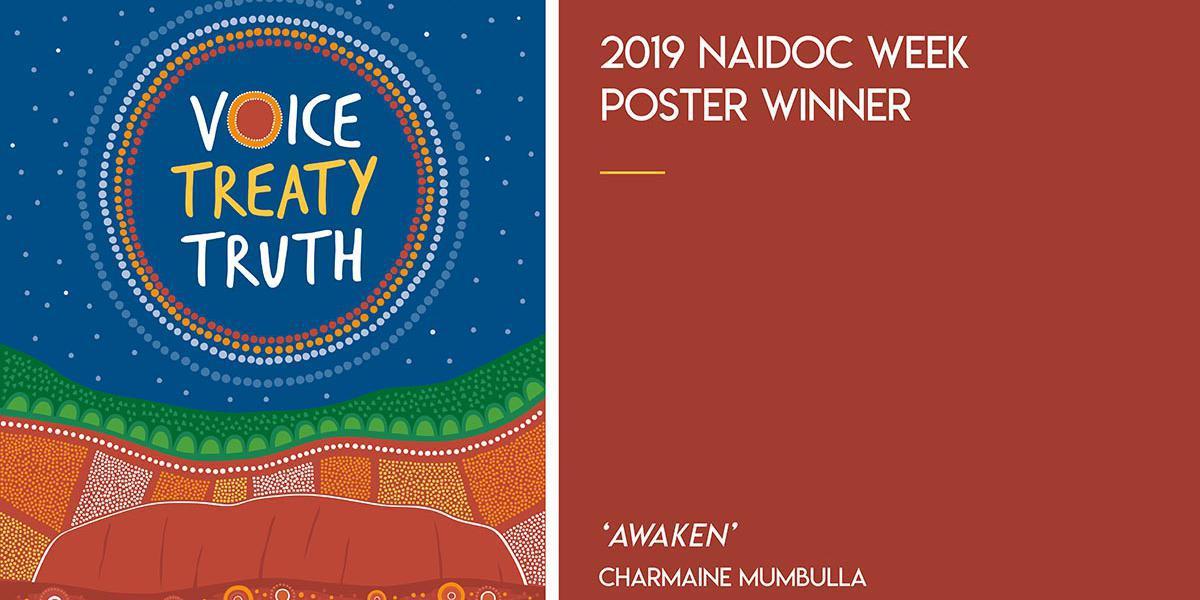 NAIDOC 2019 poster winner