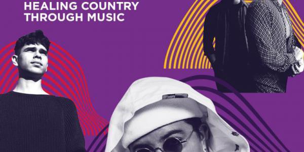 NAIDOC Up Late, Healing Country through Music