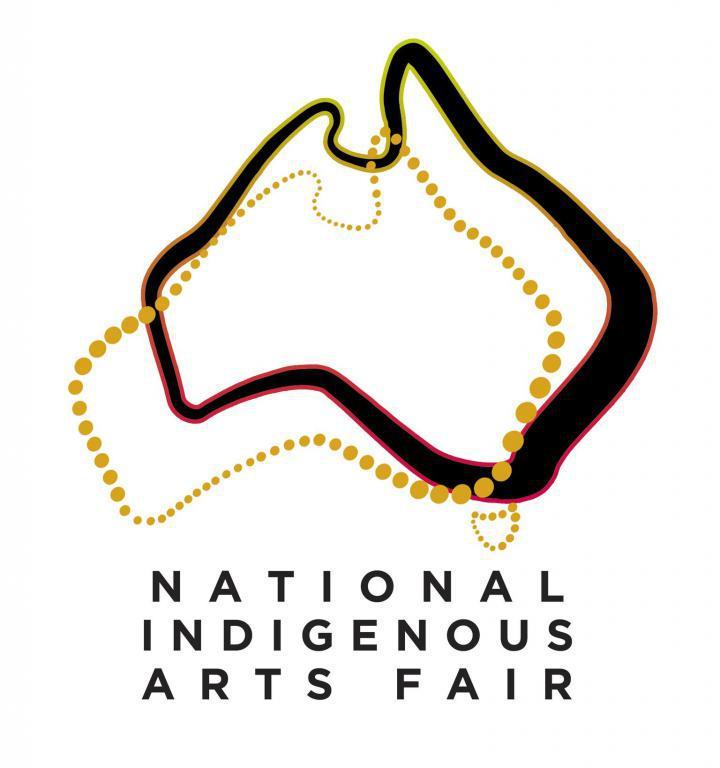 National Indigenous Art Fair logo