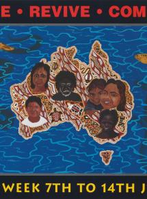 1996 National NAIDOC Poster