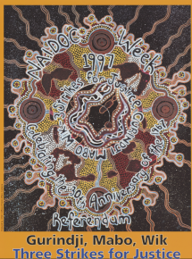 1997 National NAIDOC Poster