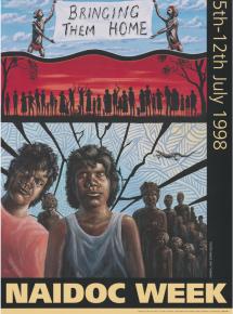 1998 National NAIDOC Poster
