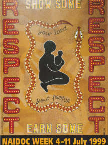 1999 National NAIDOC Poster