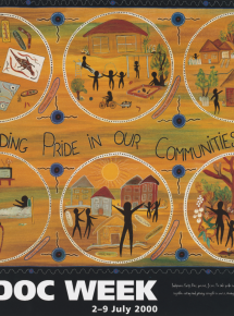 2000 National NAIDOC Poster