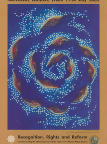 2002 National NAIDOC Poster