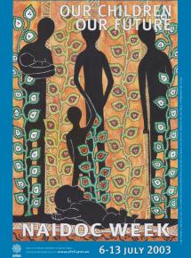 2003 National NAIDOC Poster