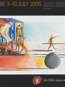 2005 National NAIDOC Poster