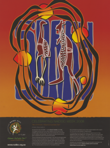 2008 National NAIDOC Poster