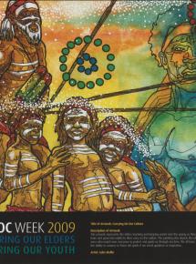 2009 National NAIDOC Poster