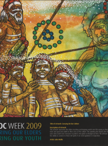 2009 National NAIDOC Poster