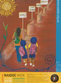 2010 National NAIDOC Poster