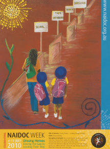 2010 National NAIDOC Poster
