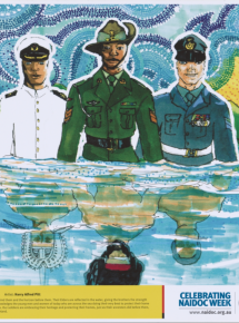 2014 National NAIDOC Poster
