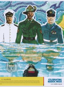 2014 National NAIDOC Poster