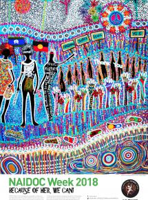 2018 National NAIDOC Poster
