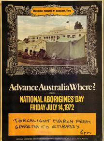 NAIDOC 1972 Poster