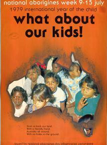 NAIDOC 1979 Poster