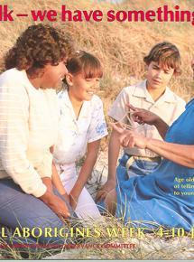 NAIDOC 1983 Poster