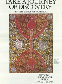 NAIDOC 1984 Poster