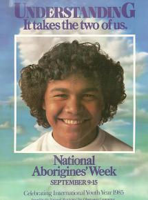 NAIDOC 1985 Poster