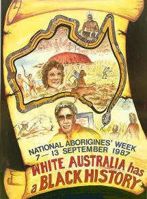 NAIDOC 1987 Poster