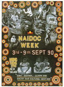 NAIDOC 1990 Poster