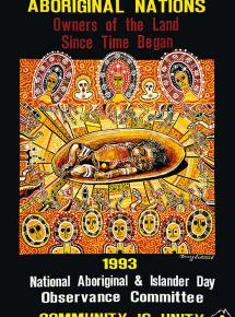 NAIDOC 1993 Poster