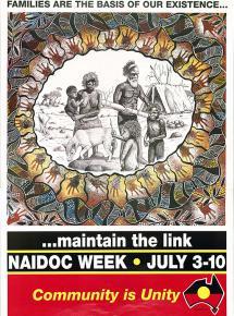 NAIDOC 1994 Poster
