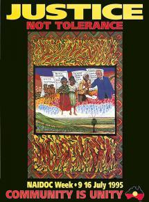 NAIDOC 1995 Poster